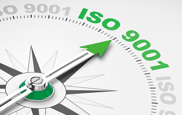 Впровадження стандартів ISO - 9001