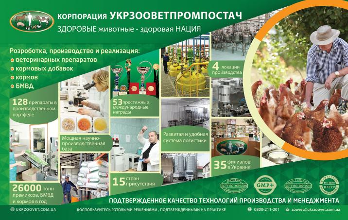 Розширення поставок ветпрепаратів та кормів